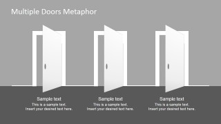 Doors Clipart for PowerPoint