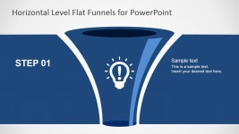 Sales Funnel Free PowerPoint Template
