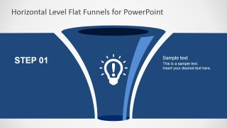 PTT Funnel For Sales Presentation
