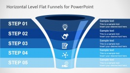 Free Funnel Shapes for PowerPoint
