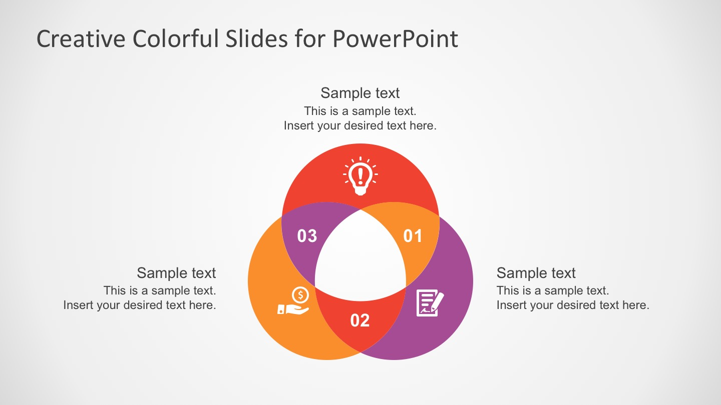 Free Creative Colorful Slides For Powerpoint
