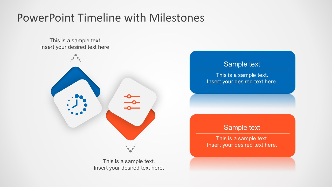 Free milestone shapes and timeline powerpoint cool square shapes powerpoint icons free free milestone charts presentation slides toneelgroepblik Image collections