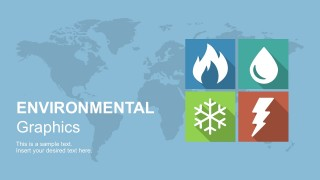 Free Environment Conservation PowerPoint Cover Slide