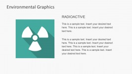 Free Radioactive PowerPoint Shapes Graphic Vectors