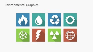 Environment Flat PowerPoint Shapes Graphic Vectors Free