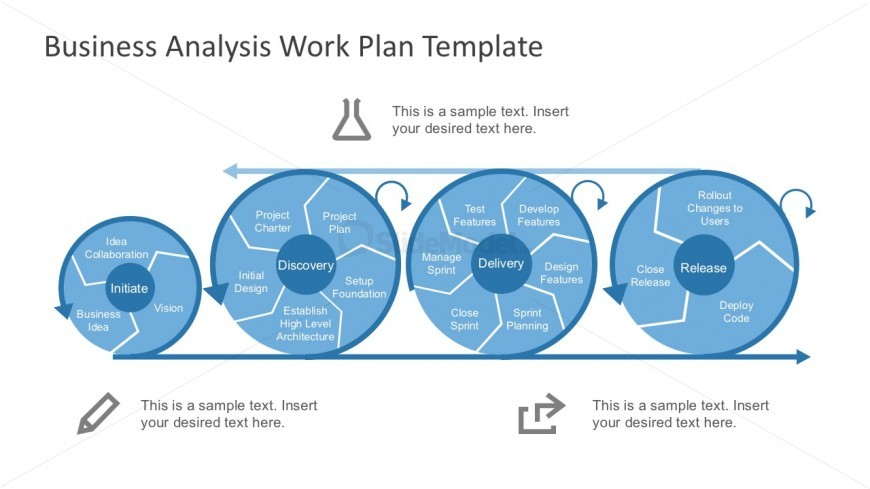 Agile Business Framework Powerpoint Diagrams  Slidemodel