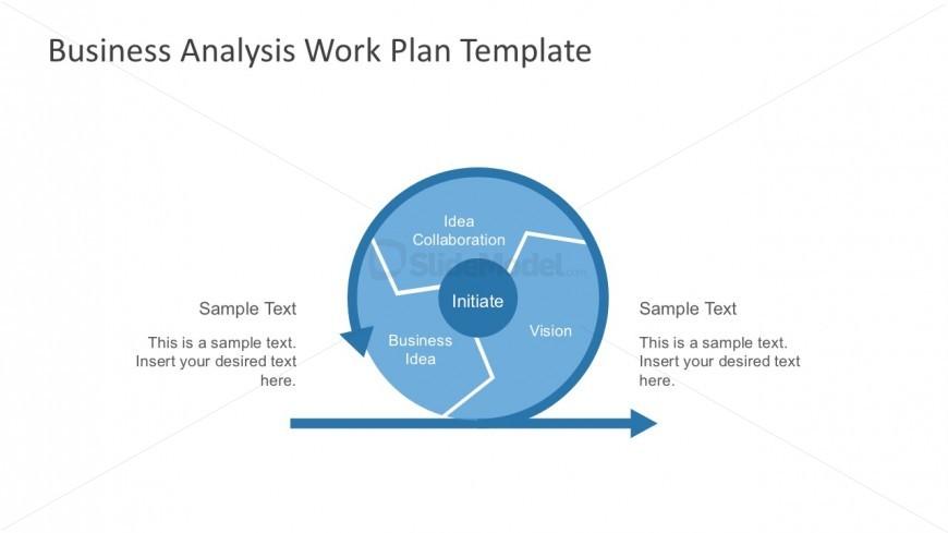 Business Software Analytics Process Slides Slidemodel