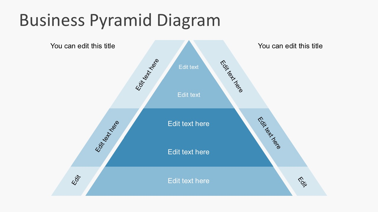 powerpoint pyramid template free koni polycode co