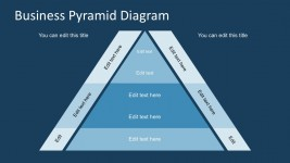 Free Business Pyramids PowerPoint Templates