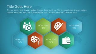 Free Roadmap Editable PowerPoint Icons