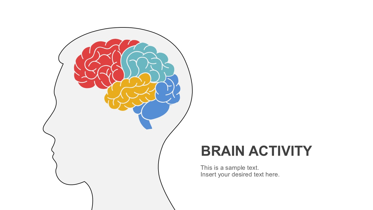Free Human Brain Vectors PowerPoint Slides