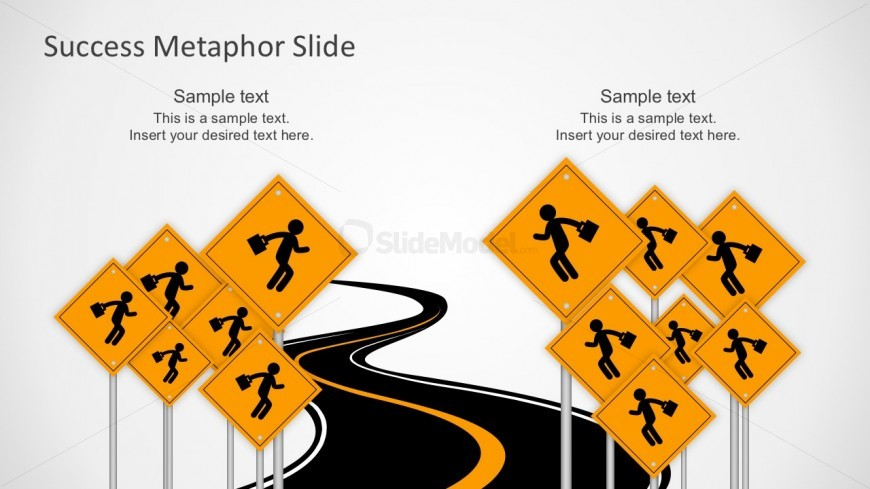 Free road to success metaphor powerpoint templates slidemodel activate your subscription download unlimited powerpoint templates toneelgroepblik Gallery
