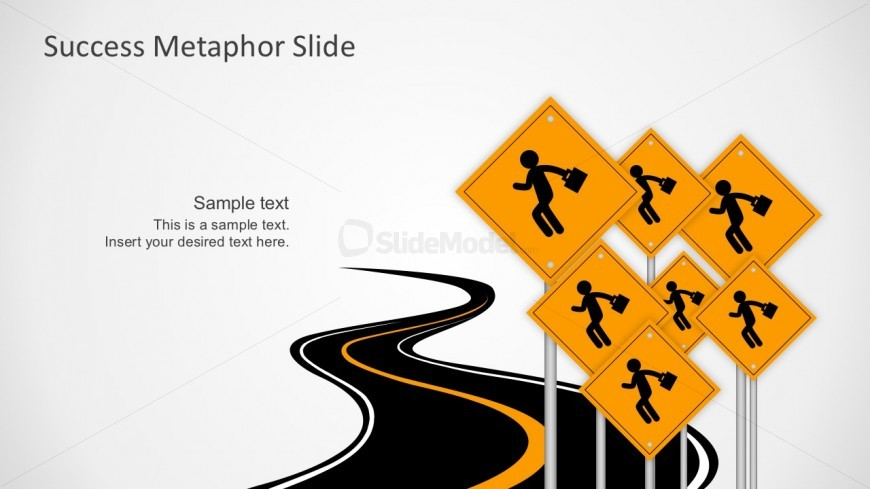 Free Road Templates For Business PowerPoint Presentations