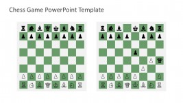 Free Chess Board PowerPoint Vectors