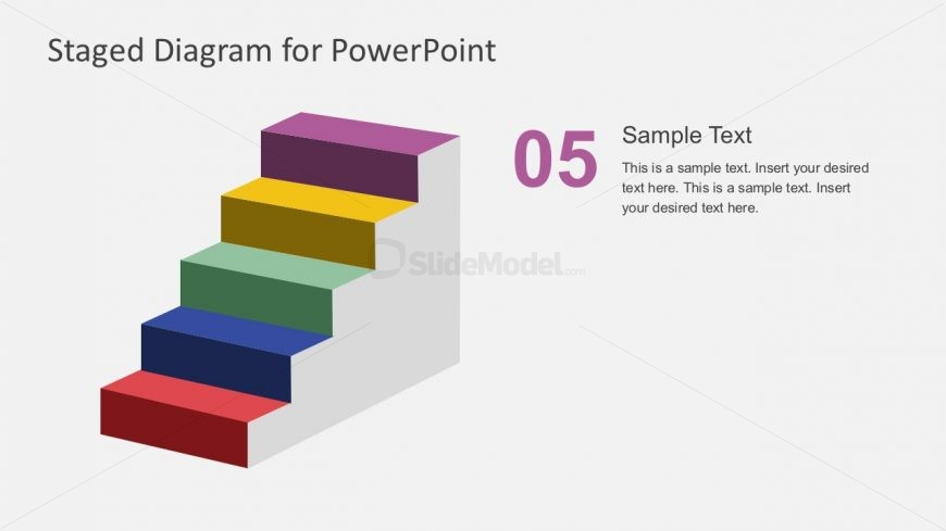 Free Stages Chart PowerPoint Diagrams