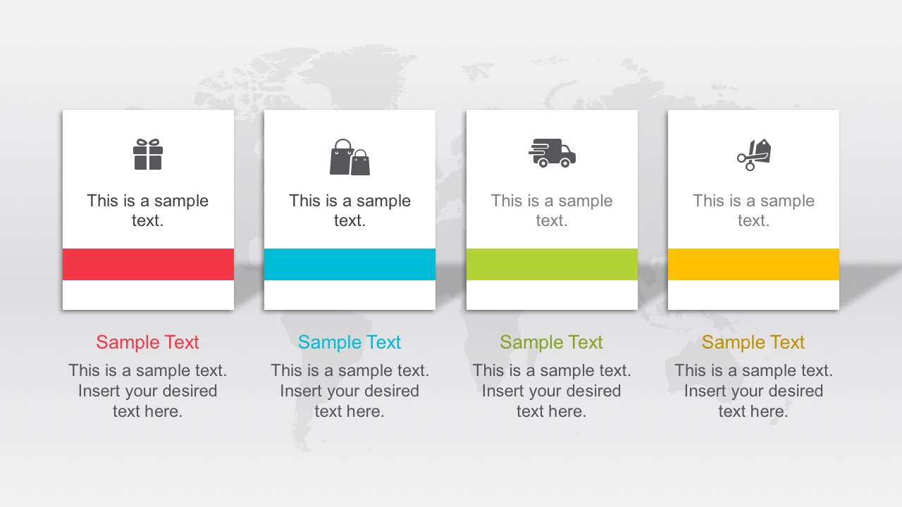 Free Editable Textboxes PowerPoint Slides
