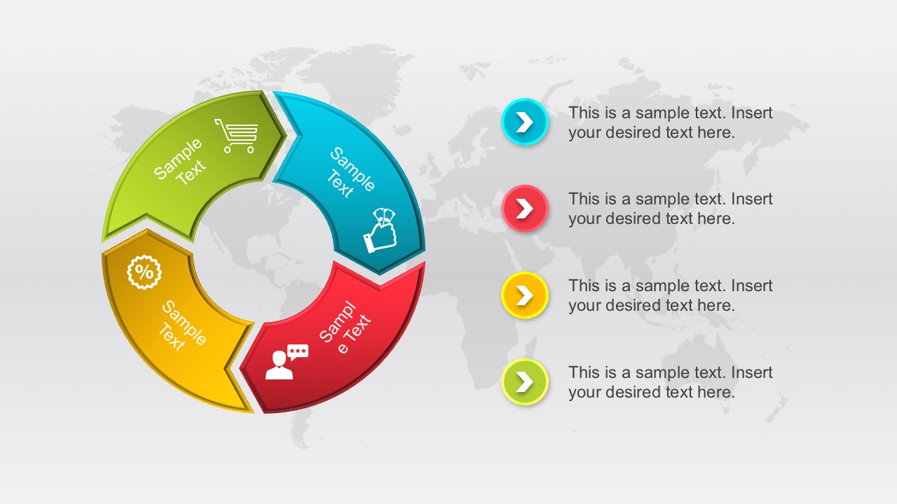 Best Circular Diagrams PowerPoint Infographics