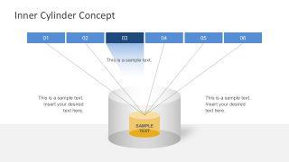 6-Steps PowerPoint Presentation Slides