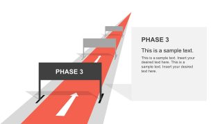 Free Journey Concept Vectors in PowerPoint