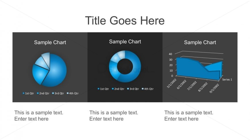 Free Chart Slides Template for PowerPoint