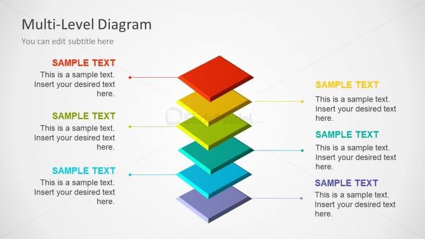 PPT Slide of Process Flow Chart