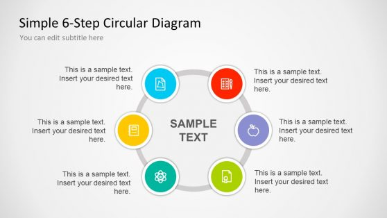 Multistep Business Diagram Design PPT