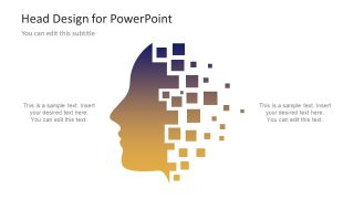 Editable Template of Free PowerPoint Shapes