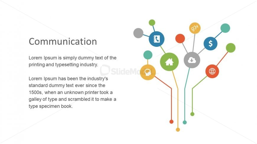 PowerPoint Template for Communicating Ideas
