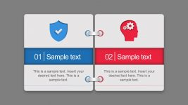 Index Card Concept Slide