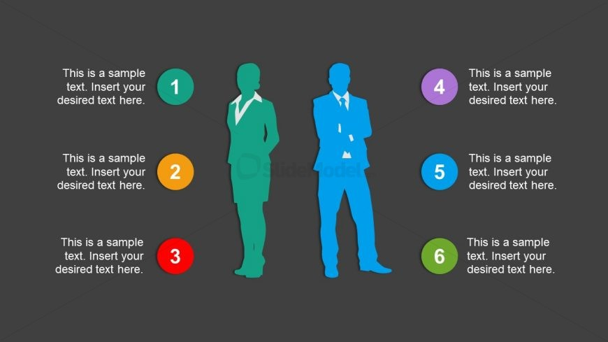Placeholders and Silhouette for Gender Analysis