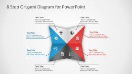 8 Step Infographic Segments