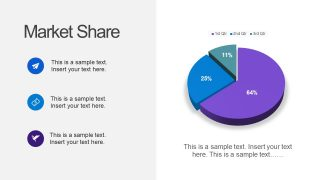 Market Share Pie Chart