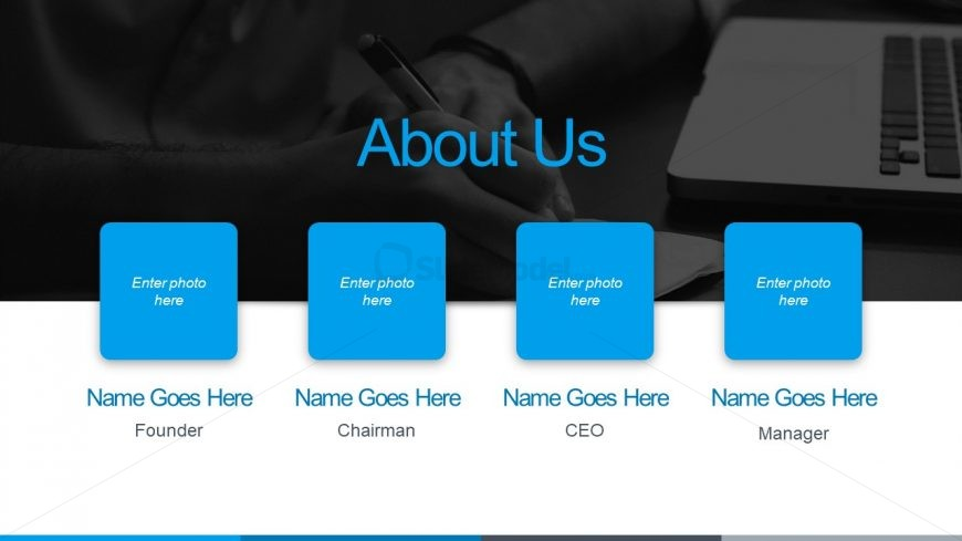 Business Profile PPT Design