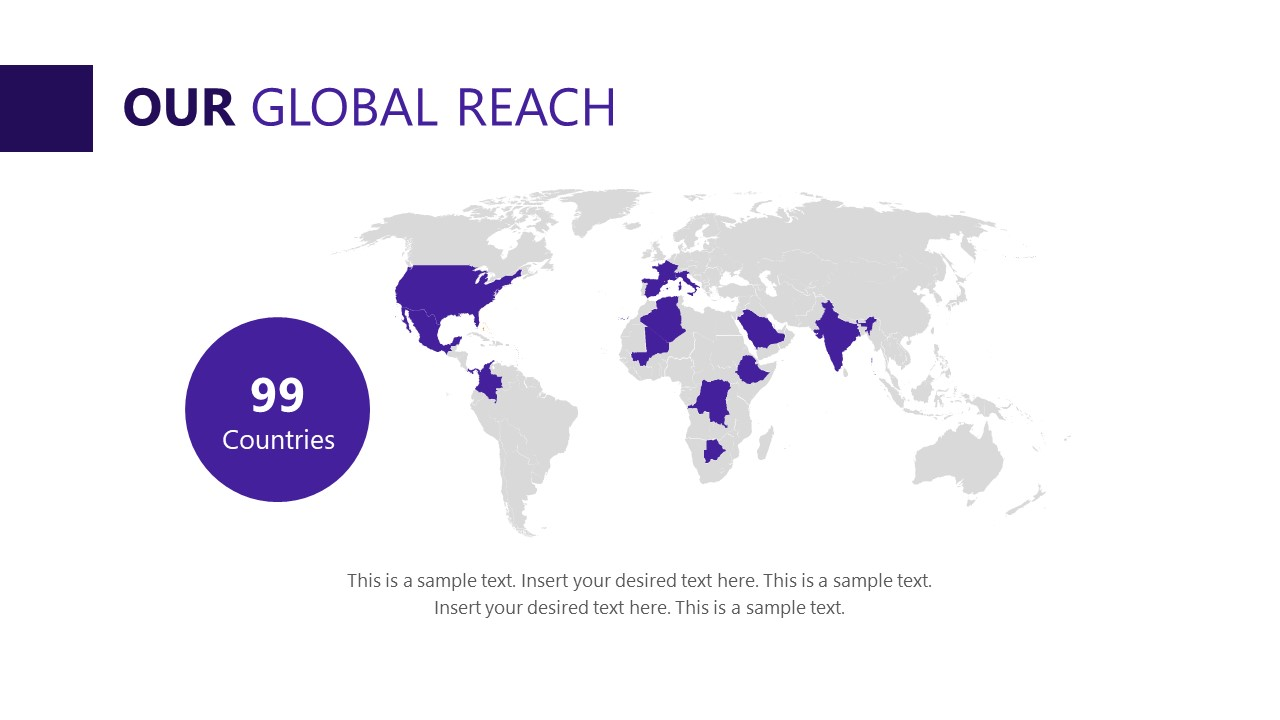 PowerPoint Business Global Reach