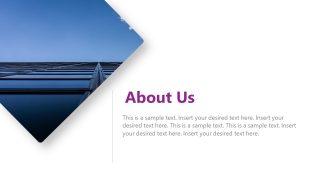 Business Profile Presentation Slide