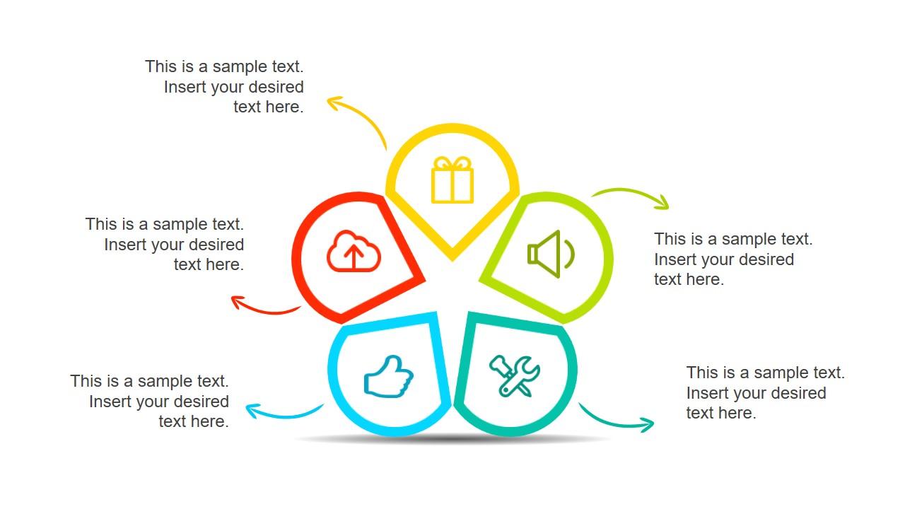 Presentation fo 5 Petals Design