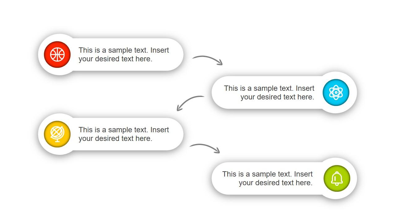 Slide of Labels Diagram Template