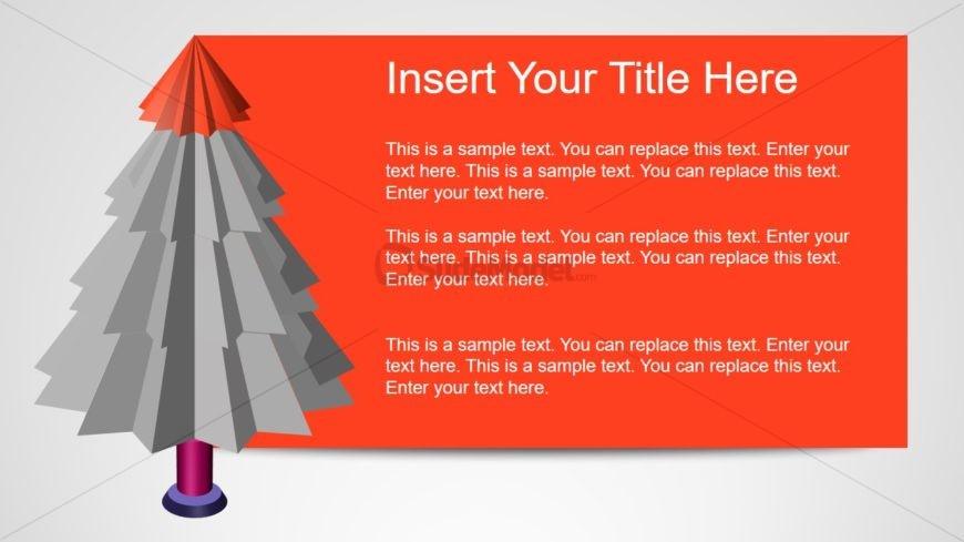 Christmas Tree Style Diagram
