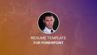 Presentation of Professional Resume