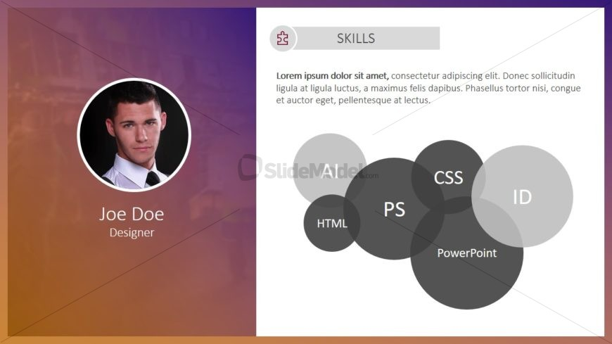 List of Skills PowerPoint
