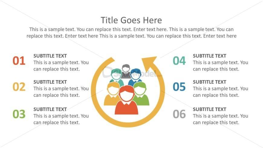 PowerPoint Infographic School Concept Design