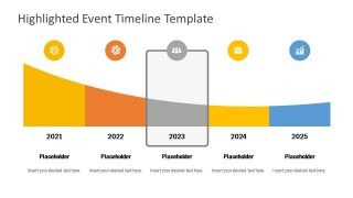 Infographic PowerPoint Highlighted Event