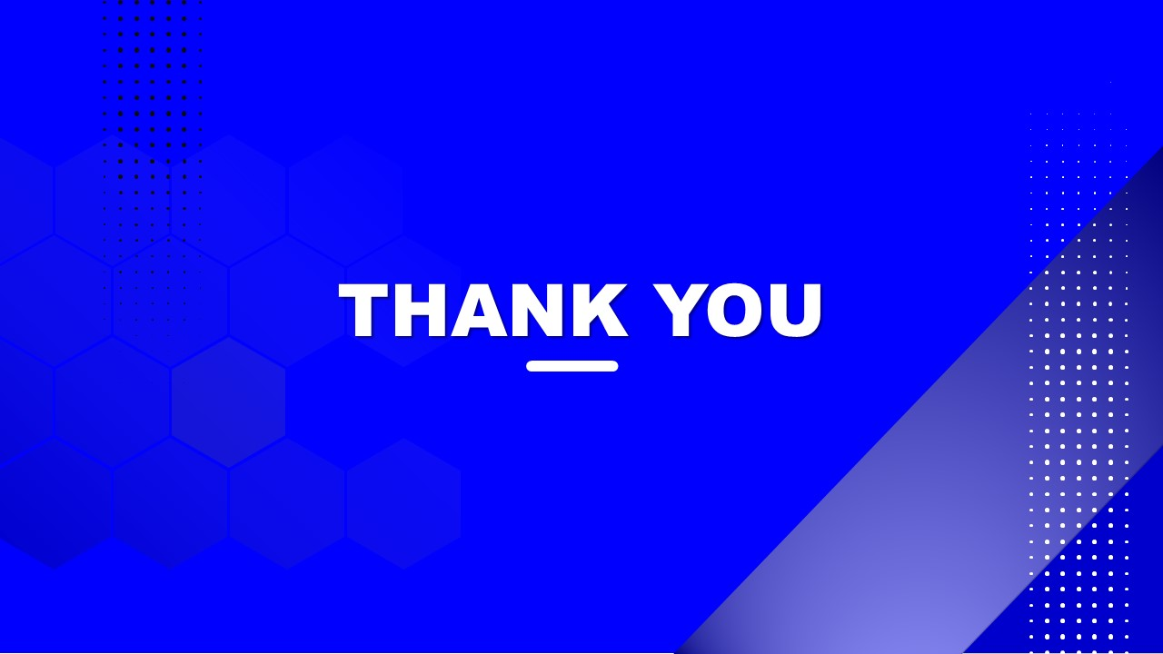 Slide of Thank You Note