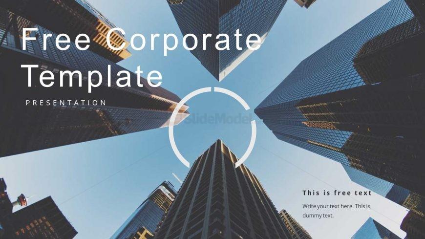 Business Corporate Profile Template