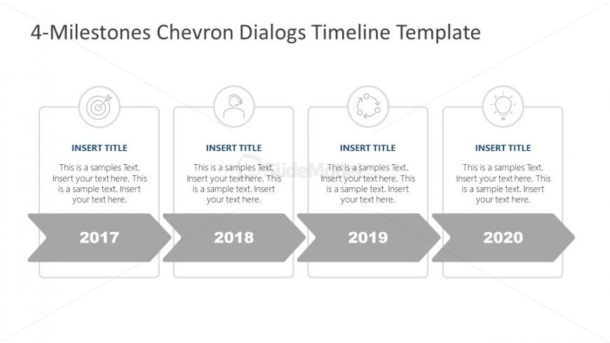 Vector Based Timeline PowerPoint