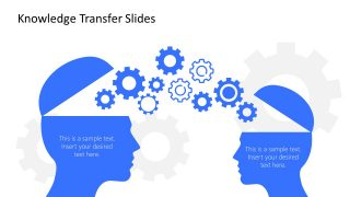 Human Head Transfer of Knowledge PowerPoint