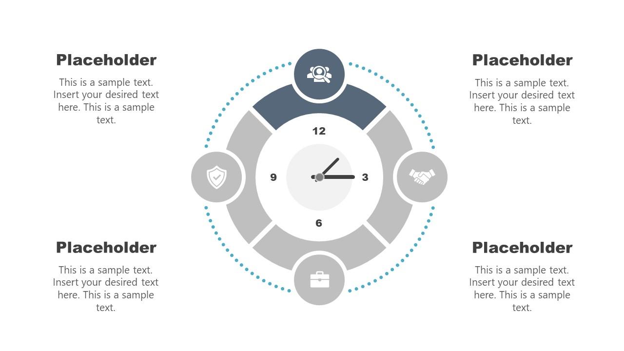 Step 1 of Circular Time Management Digram