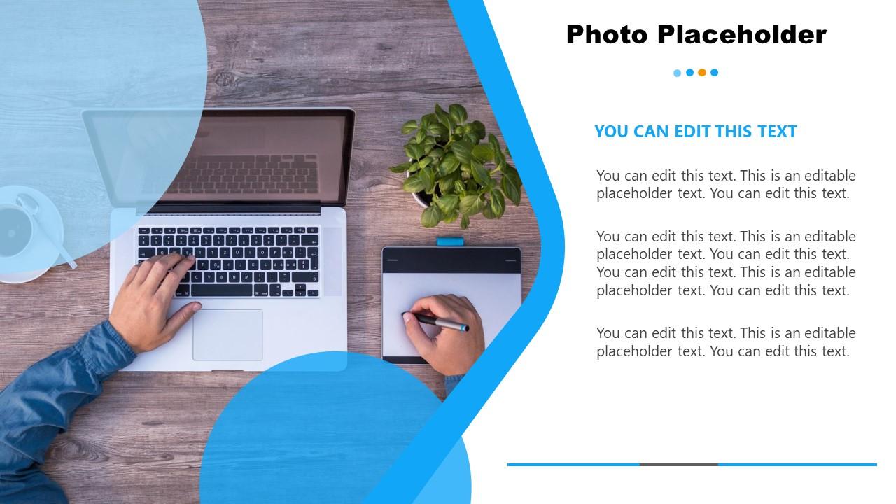 Desktop Template for General Purpose PowerPoint