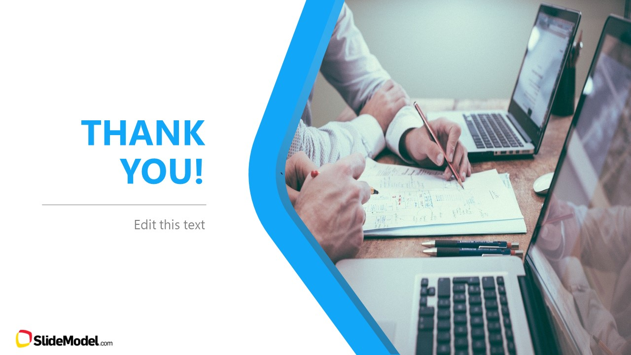 Thank You Template for General Purpose PowerPoint
