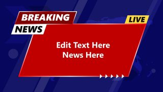 PowerPoint Breaking News Free Slides
